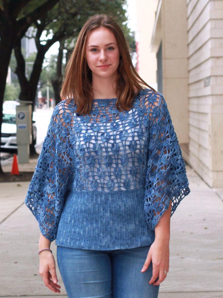 Ashoka free crochet pattern